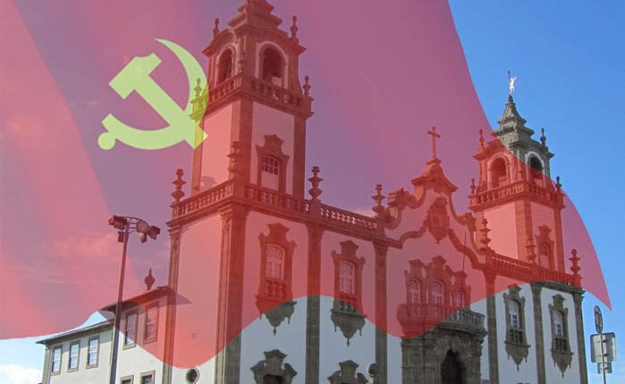 Brasil: A Igreja e o comunismo