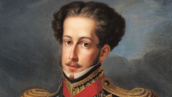 D. Pedro e outras coroas