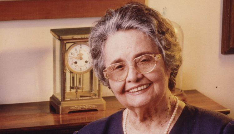 Rachel de Queiroz, uma grande escritora