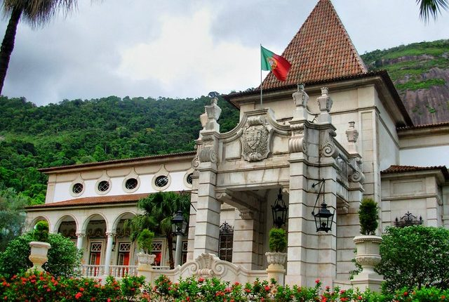 Palácio São Clemente nas relações luso-brasileiras