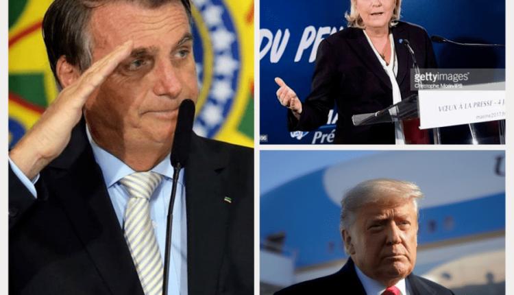 Nova direita brasileira de alto nível
