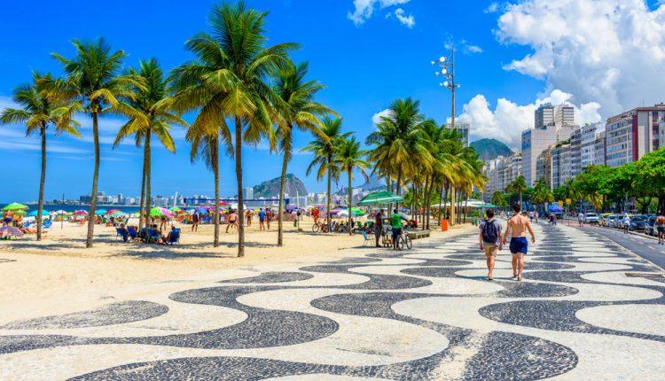 O cerco à Copacabana