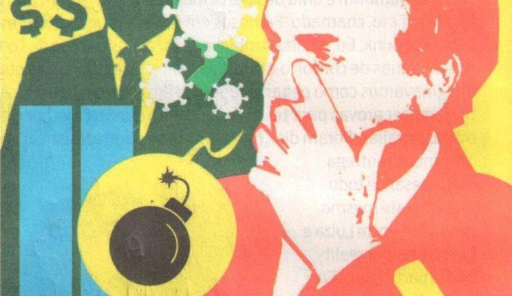 Bolsonaro é o médico e o monstro